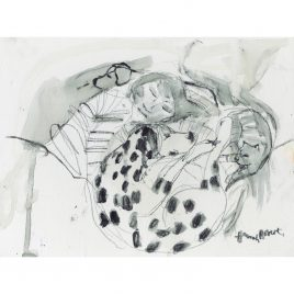 1614C Asleep – Hannah Roberts