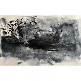 1579C Evening Roost – Sally Muir